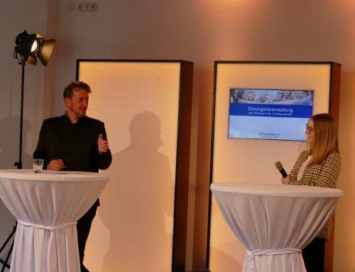 #23: Freiwilligendienste Ehrung und FSJ Politik – die FSJ Teilnehmerin Emma Hein im Interview