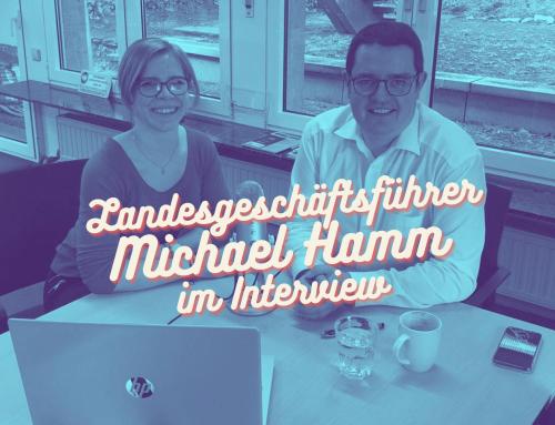#25: Interview mit dem Landesgeschäftsführer Herr Hamm