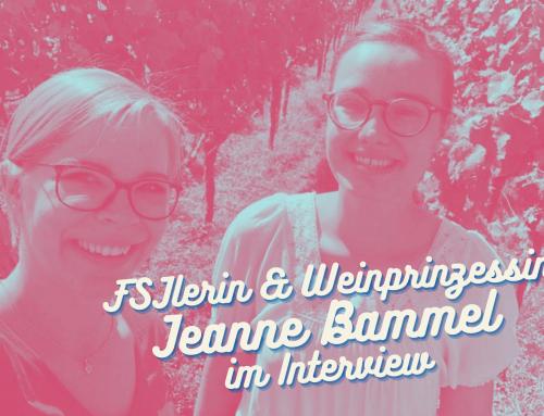 #26: Interview mit der Freiwilligendienstleistenden Jeanne Bammel