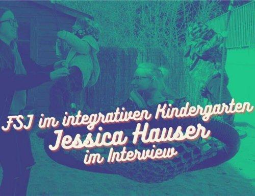 #27 Interview mit der Freiwilligendienstleistenden Jessica Hauser über die Arbeit im Kindergarten