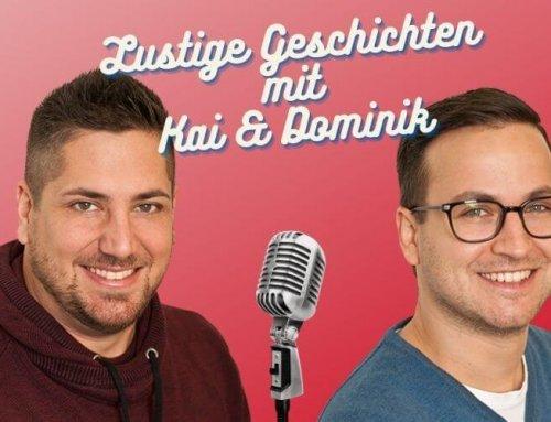 #41:  Lustige Geschichten aus dem Kompetenzzentrum mit Dominik und Kai