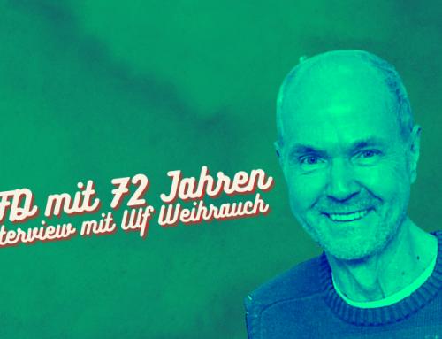 #46: Mit 72 Jahren einen BFD absolvieren – Interview mit Ulf Weihrauch