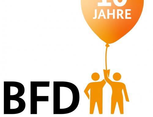 Sonderfolge 10 Jahre BFD