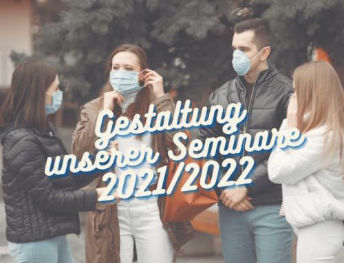 #51: Gestaltung der Seminare 2021/2022