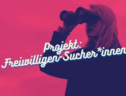 #54: Das Projekt Freiwilligensucher*innen